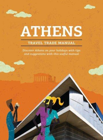 Athens Travel Trade Manual