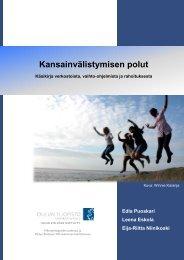 Kansainvälistymisen polut : käsikirja verkostoista, vaihto ... - Oulun