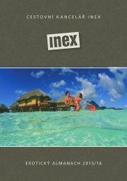 Inex Exotický almanach 2016