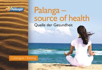 Palanga - source of health