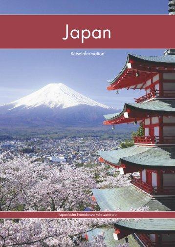 Japan Reizeinformation