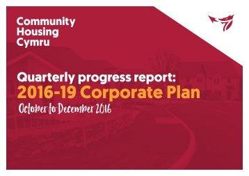 2016-19 Corporate Plan