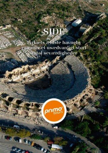 Destination: side