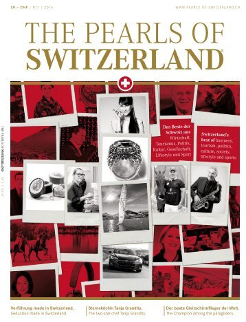 Pearls of Switzerland 2016