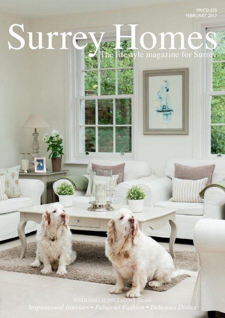 Surrey Homes   SH28   February 2017   Wedding supplement inside