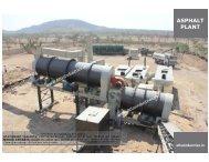 Counterflow Asphalt Plant Manufacturer