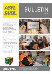 Bulletin 2016/4