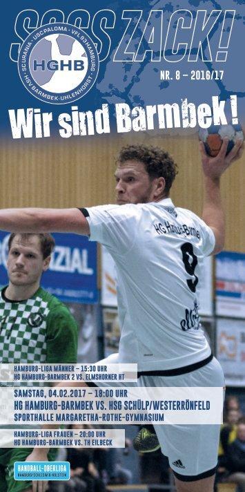 SSSSZACK! HGHB vs. HSG Schülp/W/R