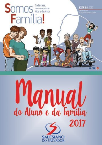MANUAL DO ALUNO  2017