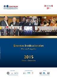 Memoria Fotográfica CENTRUM Católica 2015