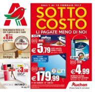 Auchan S.Gilla 2017-02-01