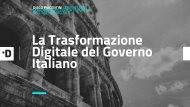 La Trasformazione Digitale del Governo Italiano —