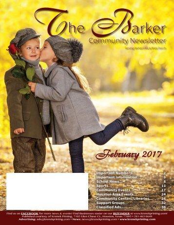 Barker February 2017