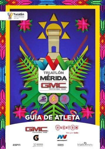 GUÍA DE ATLETA