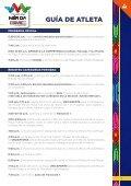 GUÍA DE ATLETA - Page 3