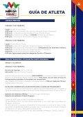 GUÍA DE ATLETA - Page 5
