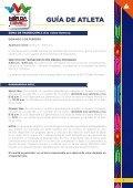 GUÍA DE ATLETA - Page 6