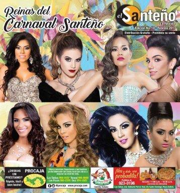 Revista El Santeno - Febrero 2017