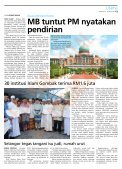 AZMIN BIDAS KEBISUAN PUTRAJAYA - Page 3