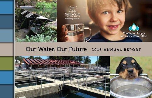 Santa Cruz Water Department WSAC Annual Report