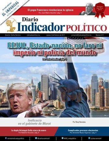 EE.UU. Estado-nación no faro ni imperio ni policía del mundo