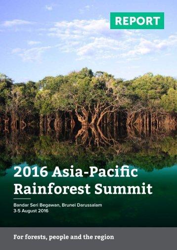 Rainforest Summit