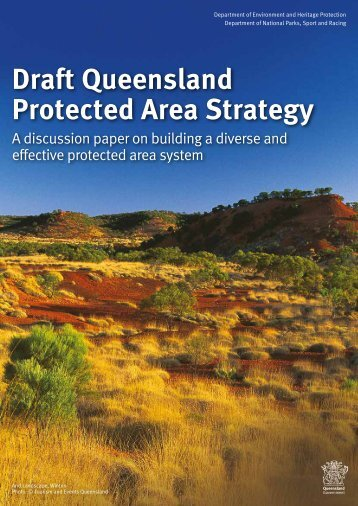 Draft Queensland Protected Area Strategy