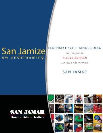San Jamize uw onderneming