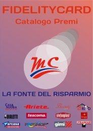 Catalogo Premi Fidelitycard 01 2017
