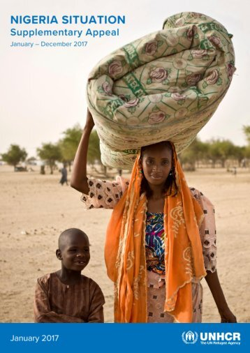 Niger Nigerian refugees safe after fleeing Boko Haram UNHCR / Hélène Caux