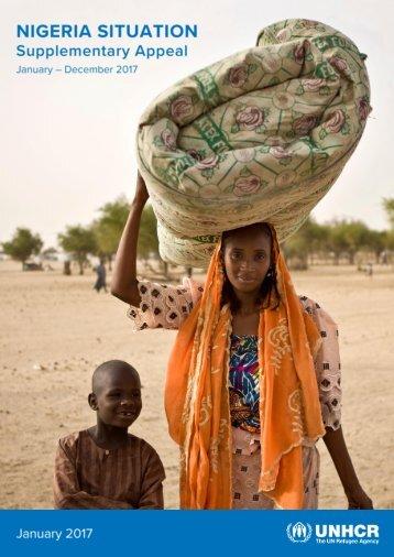 Niger Nigerian refugees safe after fleeing Boko Haram UNHCR / Hélène Caux