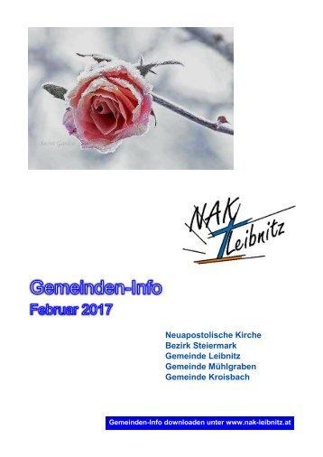 Gemeindeninfo Februar2017