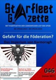 Starfleet-Gazette, Ausgabe 046 (Januar 2017)