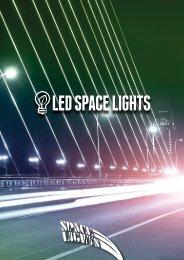 LED SPACELIGHTS 2017