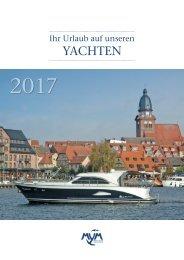 MYM - Ihr Urlaub auf unseren Yachten