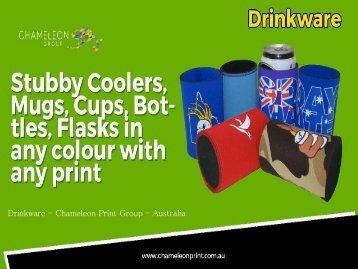 Promotional Drinkware - Chameleon Print Group - Australia