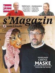 s'Magazin usm Ländle, 5. Februar 2017