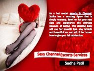 Quality Chennai Escorts Services with Discounts