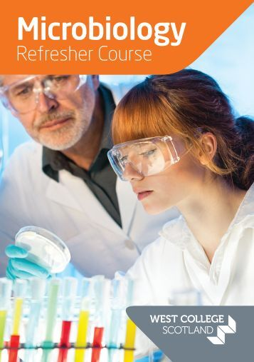 WCS Microbiology Refresher
