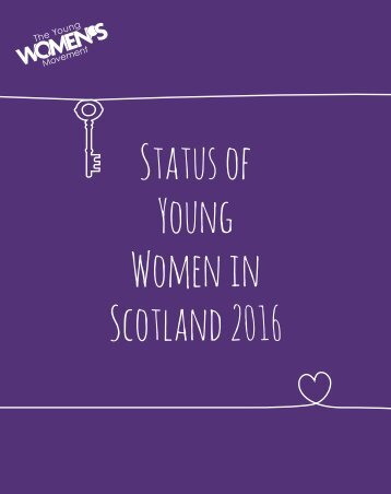Status of Young Women in Scotland 2016
