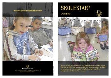 Kornmod Realskole - Tidlig læsning på Kornmod