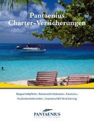 Pantaenius Charter-Versicherungen