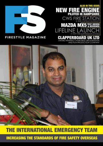 Firestyle Magazine: Issue 6 - Winter 2016