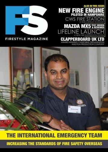 Firestyle Magazine: Issue 6 - Winter 2016