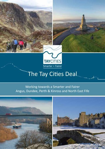 The Tay Cities Deal