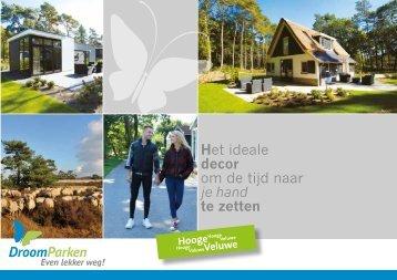 Hooge Veluwe magazine 2016