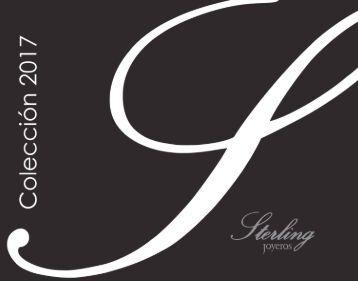 Catálogo Sterling Joyeros 2017