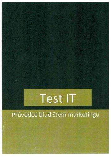 Časopis Test IT - Spotřeba pro život 2016