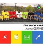 EBS TALENT CAMP