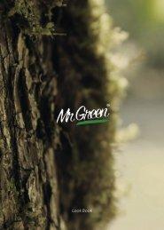 Look Book 2017 Mr Green